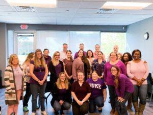 Samaritan House Volunteer Team Photo